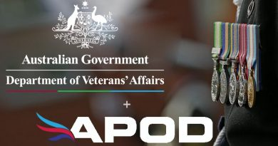The Department of Veterans Affairs has partnered with APOD to deliver business discounts to Australian veterans.