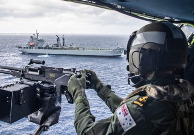 Royal Australian Navy launches exercise with TNI-AL