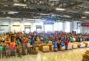 Operation Christmas Drop all bundled up in Guam