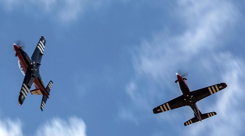 RAAF welcomes final PC-21 to East Sale