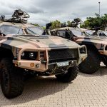 1RAR receives first delivery of Hawkei PMV-L