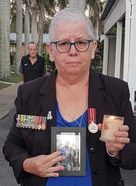 Colleen Crab, ex Army Nurse – ANZAC Day 2020