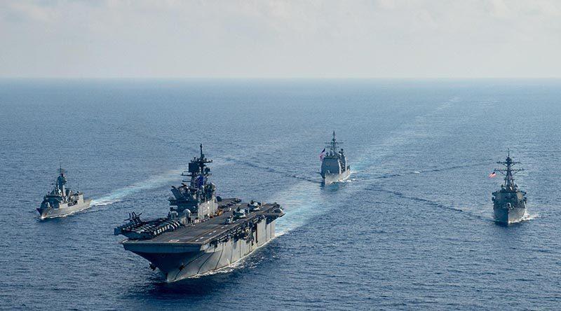 HMAS Parramatta completes Asian/South China Sea tour - CONTACT ...