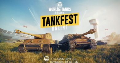 Tankfest2020 hosted by World of Tanks