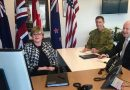 Five Eyes nations meet on line