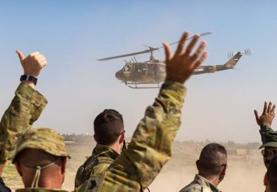 Australia ends training mission at Taji Military Complex