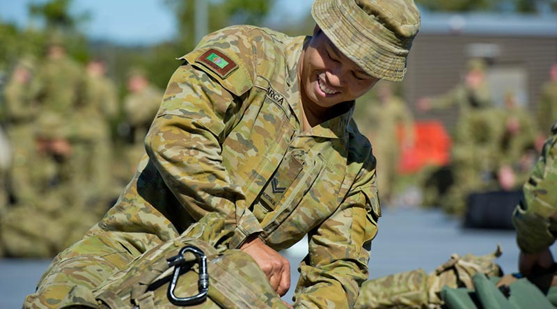 8/9RAR deploy on NSW/Vic-border mission with 12-hours notice