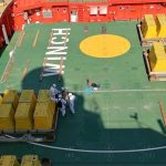 Australia's new icebreaker weighed and balanced in absentia
