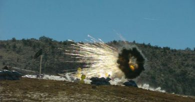 Northrop Grumman kitting Strykers with airburst 30mm