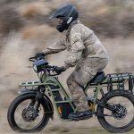 NZDF trialling electrics bikes