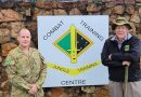 Founder visits Jungle Training Wing at Tully