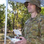 Combat signallers get drone-pilot wings