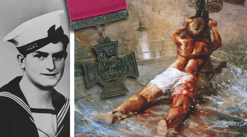 The Queen approves Teddy Sheean's Victoria Cross (already!!!)