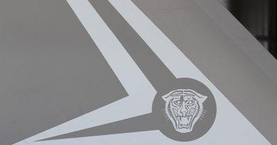 F-35A Lightning II, A35-013 tail art.
