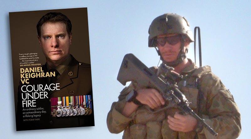 Corporal Daniel Keighran, VC.