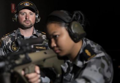 First all-Navy WTSS operating in Sydney