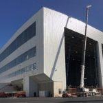 Osborne South shipbuilding precinct build complete