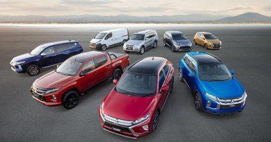 Mitsubishi Motors Australia range