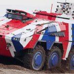 Kongsberg wins RWS contract for British MIV