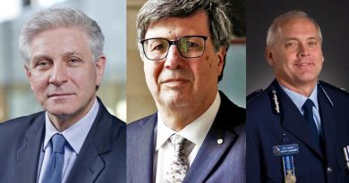 Chris Moraitis, Mark Weinberg and Ross Barnett – the top appointments to the new Office of the Special Investigator that will examine, investigate and advance 'war crime' allegations arising out of the IGADF Afghanistan Inquiry Report.