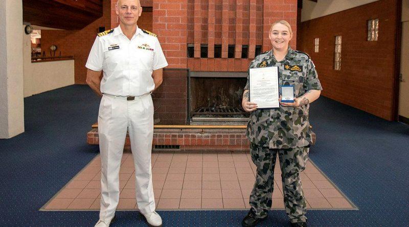 Submariner awards recognise achievements