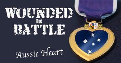 Aussie Heart Medal composite