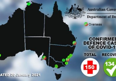 150th COVID-19 case recorded by Defence