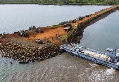 HMAS Adelaide crew proud of Fiji cyclone mission