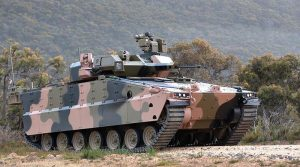 Hanwha Redback infantry fighting vehicle