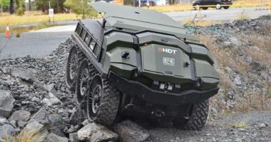 Downer EDI Engineering Power will lead a team developing a counter-IED platform. Photo courtesy Downer.