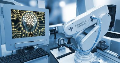 Machine learning and artificial intelligence stock image, supplied by Government of Victoria.
