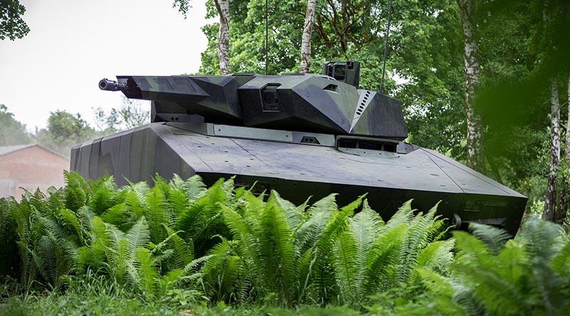 Lynx KF41 in a European setting. Image supplied.
