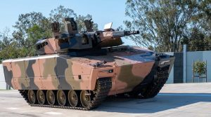 Rheinmetall Lynx infantry fighting vehicle