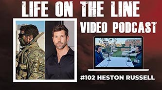 Life on the Line #102 Heston Russell