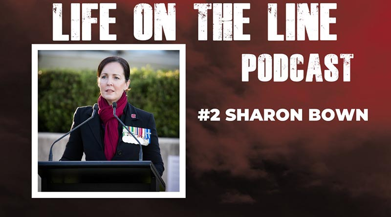 Sharon Bown podcast