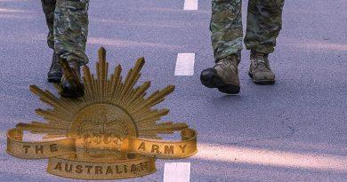 Soldier dies in Darwin