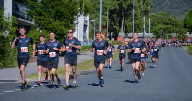 Run Army participants take part in the 10km and 5km events at Gallipoli Barracks, Enoggera. Story by Sergeant Sebastian Beurich.