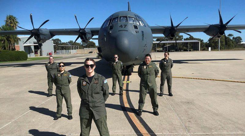 The all-female crew of No. 3 Aeromedical Evacuation Squadron deployed to provide additional aeromedical evacuation capability after Tropical Cyclone Seroja. Story by Flight Lieutenant Joanne Mackson.