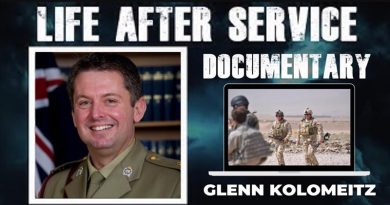 Life After Service documentary with Glenn Lolomeitz