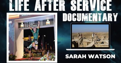 Sarah Watson – Life After Service documentary