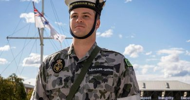 Recruit Billy Winkler-Sheean is attending Recruit School at HMAS Cerberus in Victoria. Story by Lieutenant Tanalee Smith. Story by James McDougall.