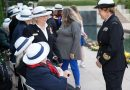 Formation of women's naval service commemorated