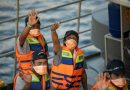 Rescued Indonesian fishermen happy to be home