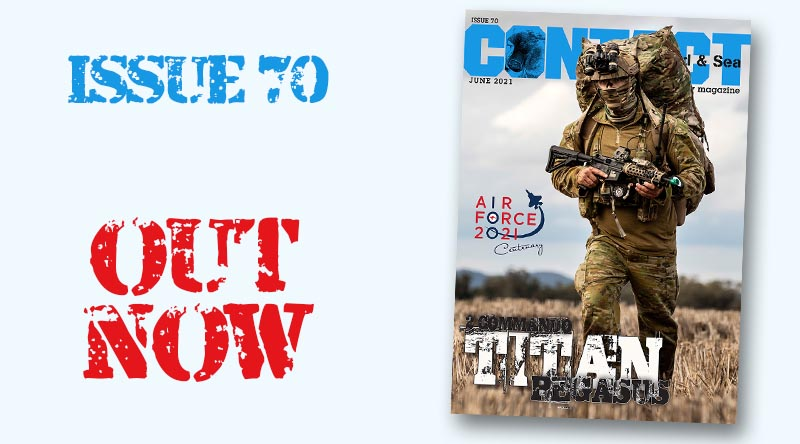 CONTACT issue 70 out now