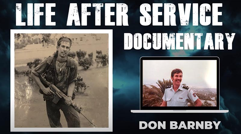 Life After Service Documentary with Don Barnby.