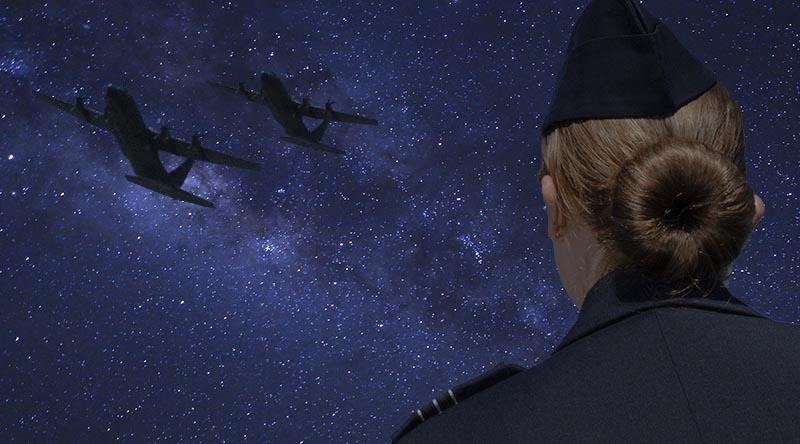 RAAF announces new Space Division