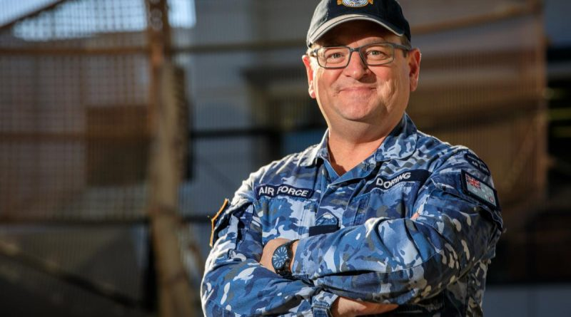 Air Surveillance Operator and Surveillance and Response Group Warrant Officer, Scott Doring, has been appointed a Member of the Order of Australia. Story by Bettina Mears.
