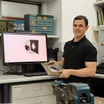 Armour expert takes out Young Innovator Award