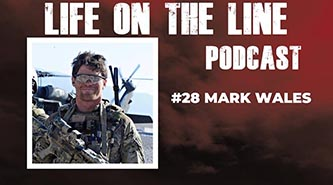 Life on the Line Podcast with Mark Wales