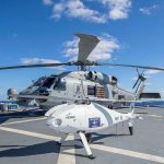 Camcopter has eyes in the sky during Talisman Sabre